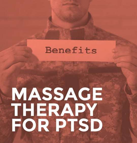 Massage Therapy for PTSD